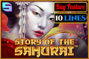 Story Of The Samurai - 10 Lines